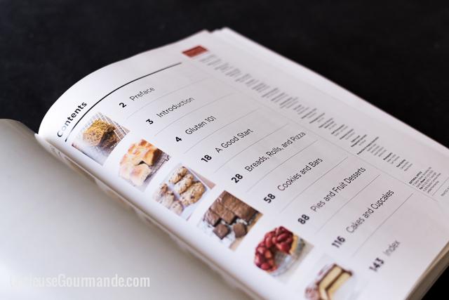 Lecture gourmande et sans gluten. Les bases. America's Text Kitchen : Gluten Free Baking | curieusegourmande.com