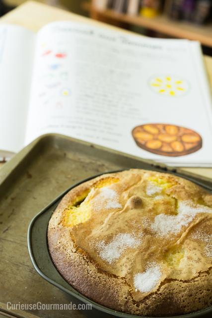 Biscuit aux pommes simple et délicieux